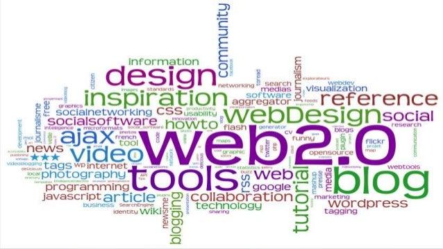 La Web 2.0 es una evolución de la Web que la convierte en una plataforma donde los contenidos pueden ser creados, comparti...