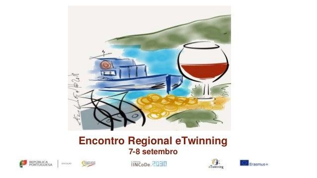 Encontro Regional eTwinning 7-8 setembro