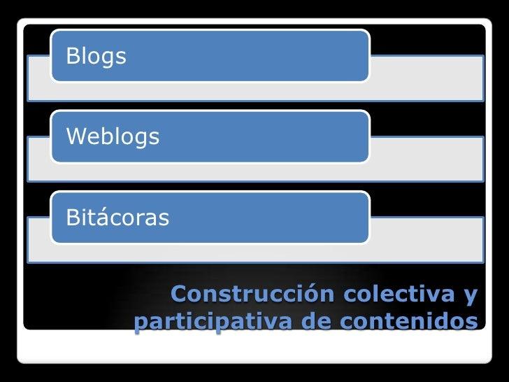 Web 2.O Felipe Estrada Slide 3