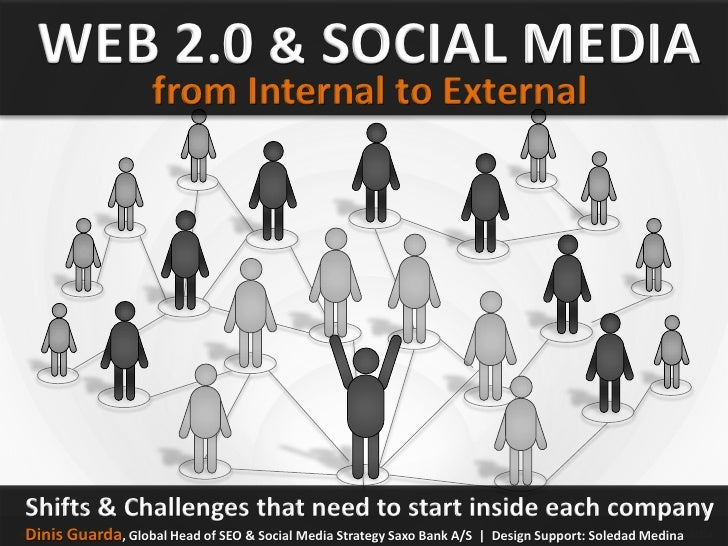 Web 2.0 and Social Media From Internal to External