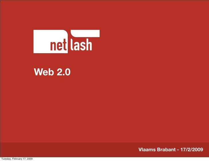 Web 2.0Titel tekst                                       Beschrijving slide                                               ...
