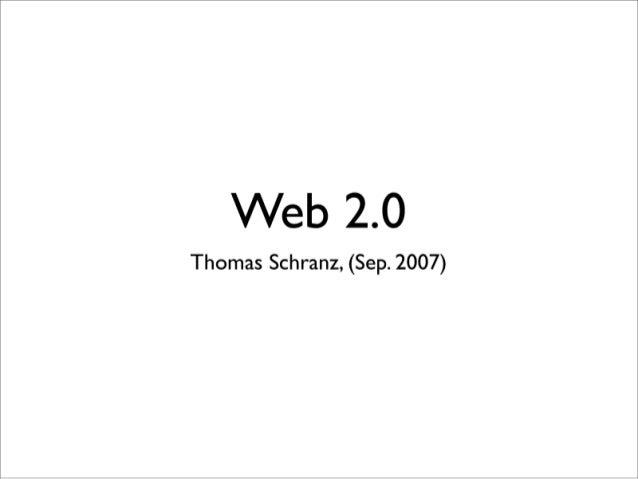 Web2.0 Workshop Eisenstadt
