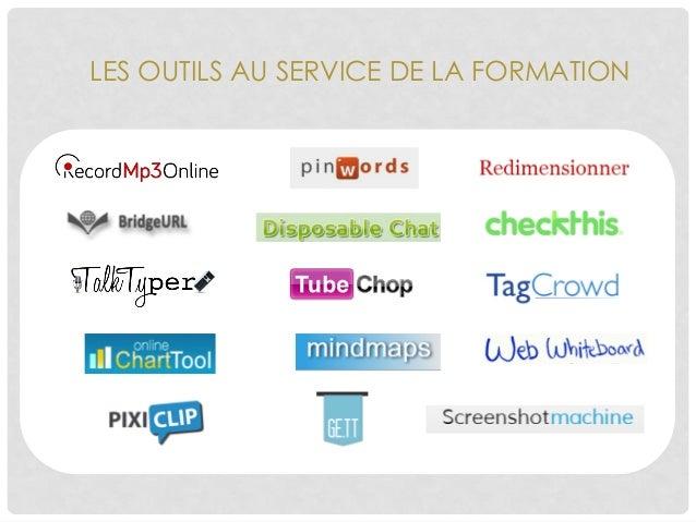 Le Web 2.0 en 3 clics - 15 outils Slide 2