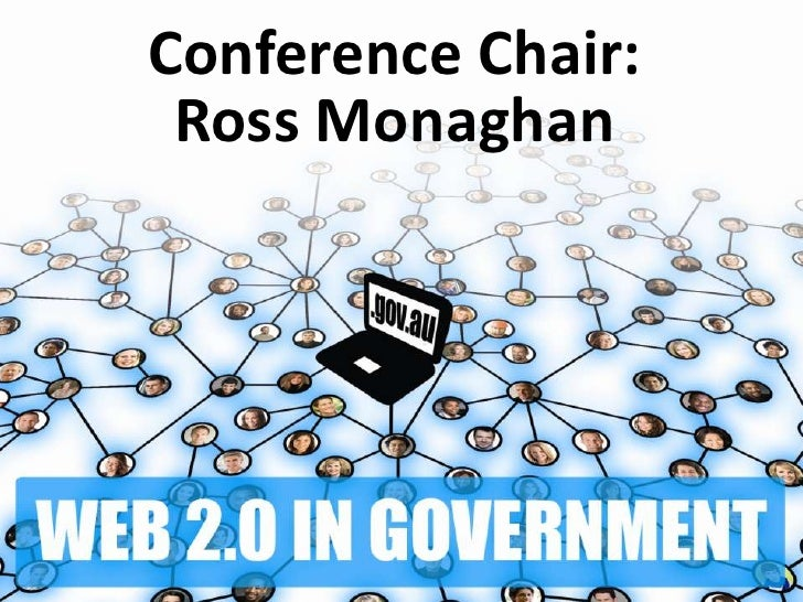 Conference Chair:Ross Monaghan<br />