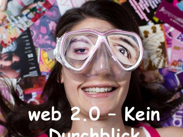 web 2.0 – Kein