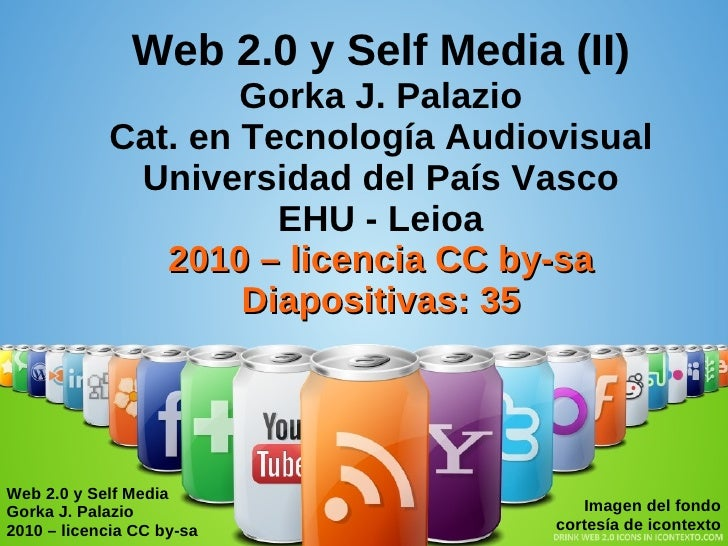 Web 2.0 y Self Media (2)