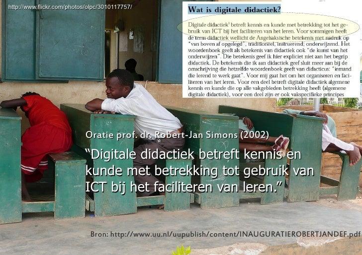 http://www.flickr.com/photos/olpc/3010117757/                                Oratie prof. dr. Robert-Jan Simons (2002)    ...