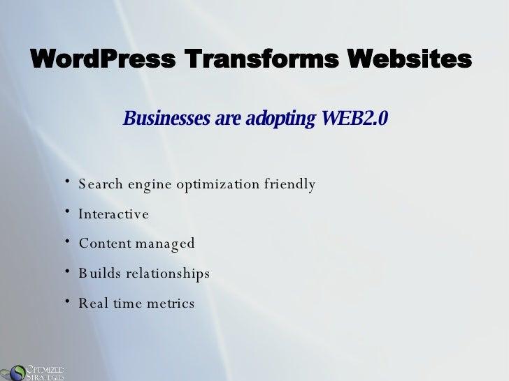 WEB2.0 Branding Part I: Social Media Redefines Marketing slideshare - 웹