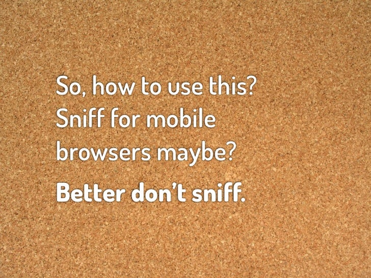 @media screen         and (max-width: 800px) {   article {      /* css for browsers with width ≤ 800px */      } }@media s...
