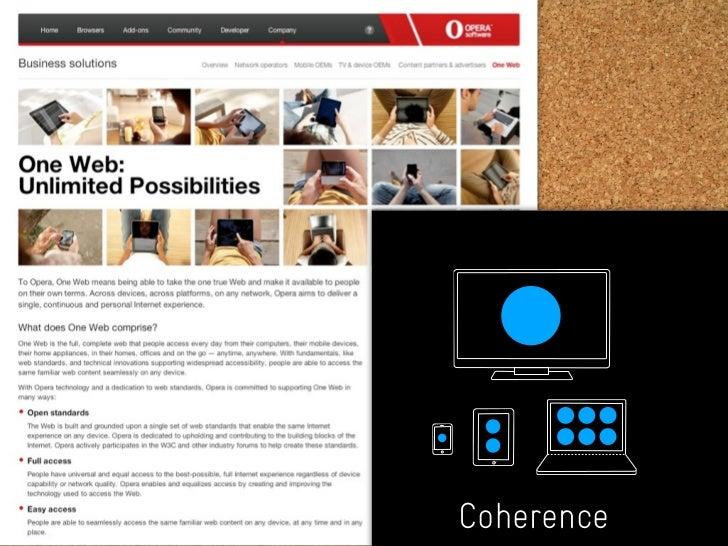 Coherence        http://slidesha.re/kiip5y