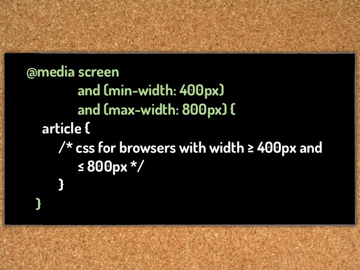 """You already can specify multiple video sources:  <video>  <source type=""""video/webm"""" src=""""small.webm""""  media=""""all and (max-..."""