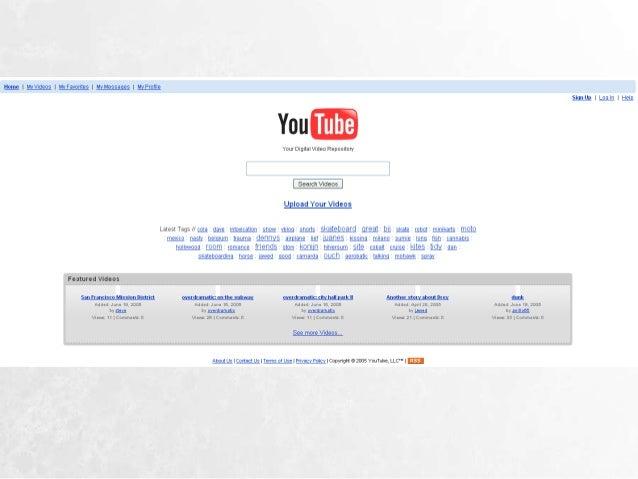 2008/2009 - Les internautes socialisenten ligne