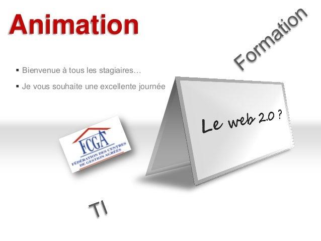 Web 2.0 - France Gestion Slide 2