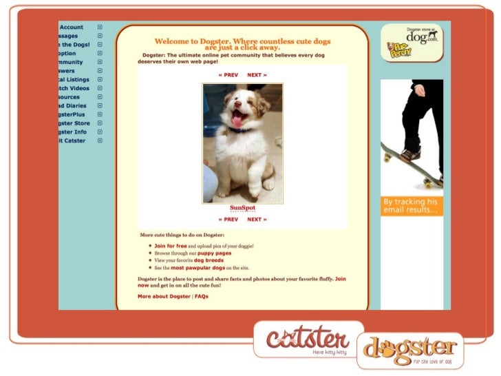 Landing Page Cute Overload