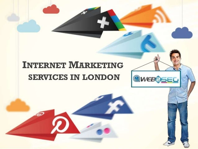 INTERNET MARKETING SERVICES IN LONDON