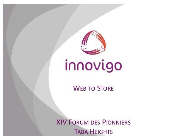 WEB TO STOREXIV FORUM DES PIONNIERSTABA HEIGHTS