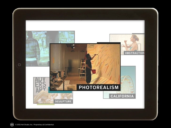© 2011 Hot Studio, Inc. Proprietary & Confidential