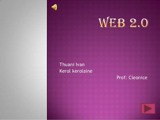 Thuani Ivan Kerol kerolaine Prof: Cleonice