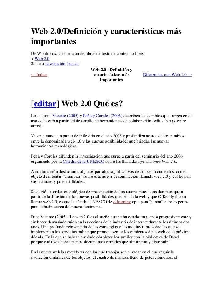 Web 2 wikilibros - photo#3
