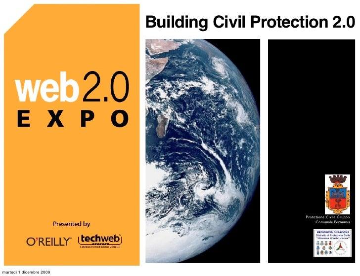 Building Civil Protection 2.0                                                     Protezione Civile Gruppo                ...
