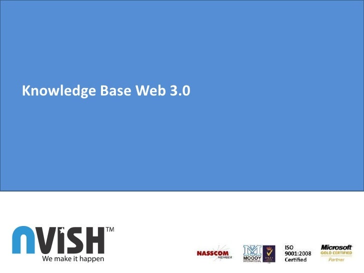 Knowledge Base Web 3.0  <br />