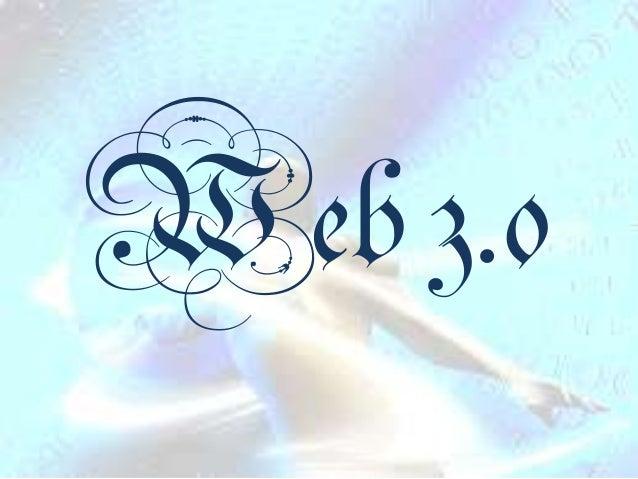 Definición de la Web 3.0 o Web Semántica