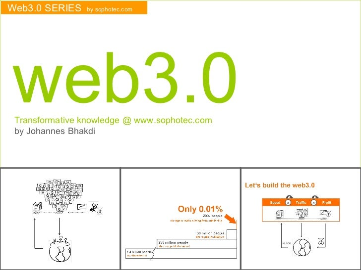 W EB  3.0 by Johannes Bhakdi THE BOOK www.sophotec.com