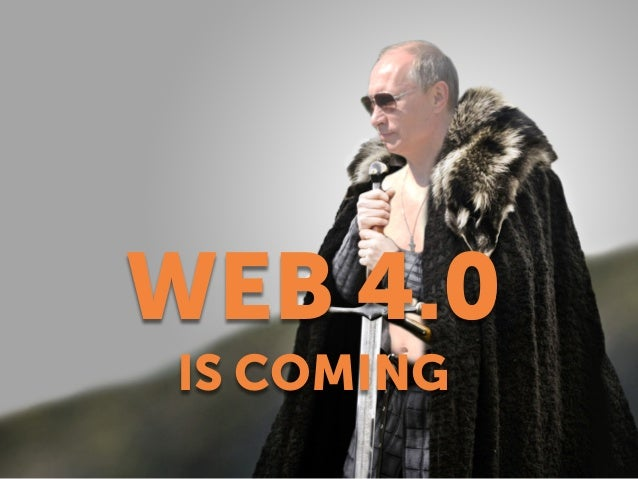 WEB 4.0  IS COMING