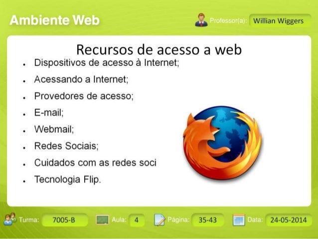 Aula de Ambiente Web - 05-06 - Cedaspy
