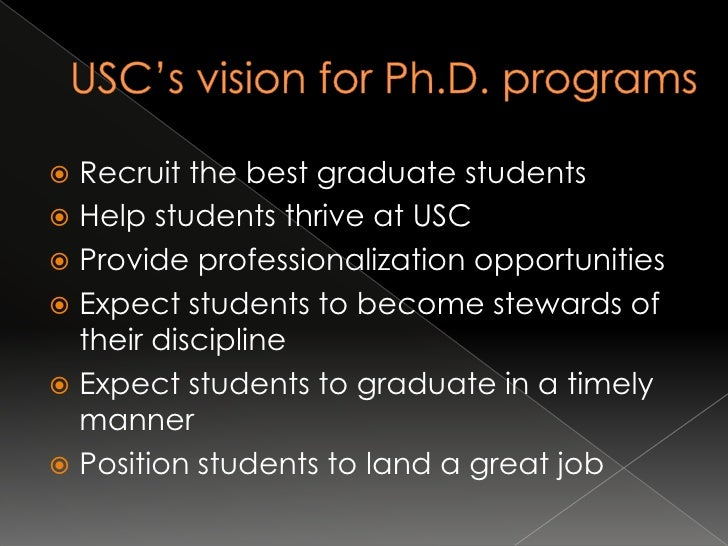 usc dissertation committee Richard sposto, phd curriculum vitae usc department of preventive medicine page 3/53 chair of dissertation committee for lingyun ji, phd candidate in the division of.