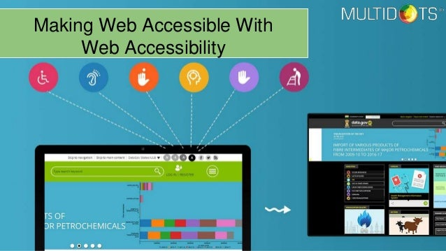 Making Web Accessible With Web Accessibility