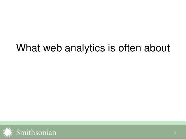 Cut Through the Web Analytics Fog: Using GA Data Grabber to Act on Google Analytics Data Slide 3