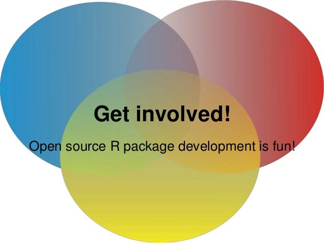 Package development ● Use RStudio with Git version control ○ Open a free GitHub account ○ Use Roxygen2 for generating your...