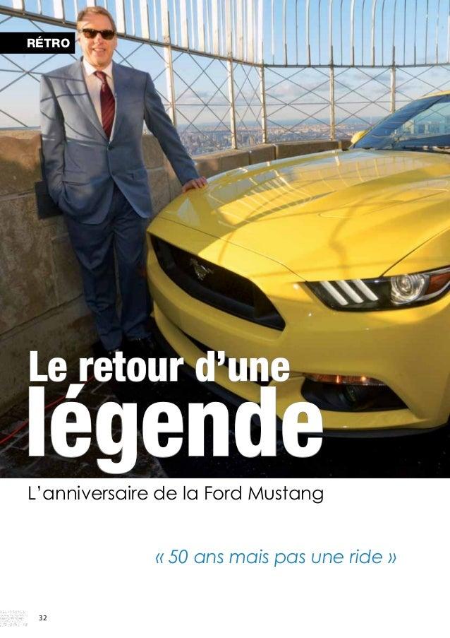 Rappelez-vous de cette scène culte des années  60 : Steve McQueen en personne, au volant  d'une Mustang GT 390 dans une co...