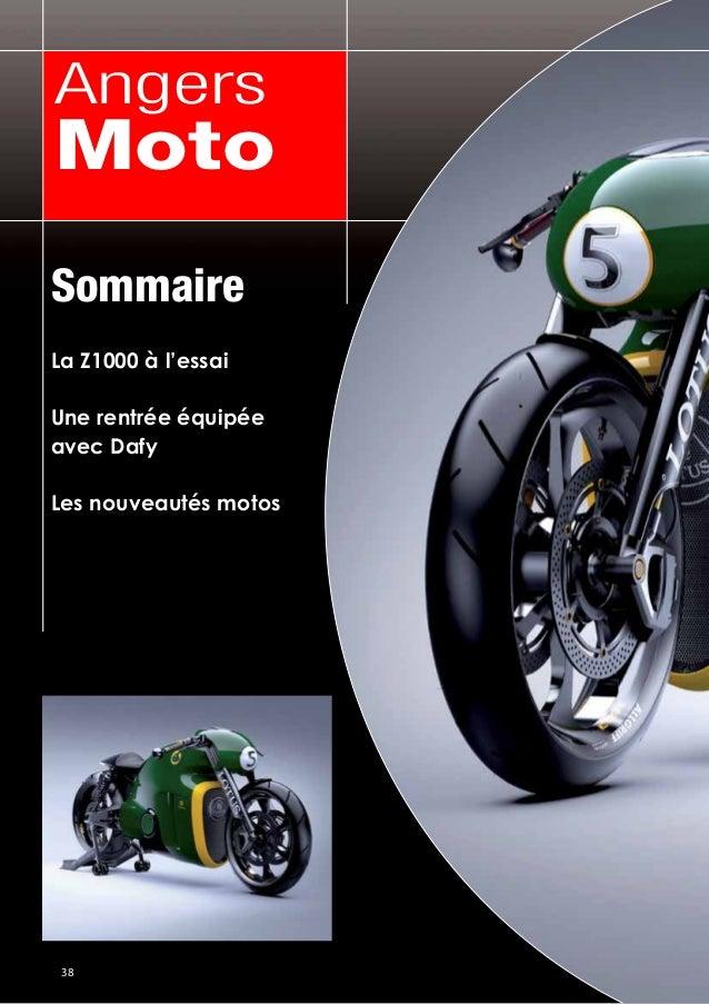 Magnifique  Lotus C-01  Des lignes  avant tout  Le look de la Lotus C-01, c'est  son designer Daniel Simon qui  en parle l...