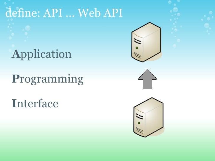 Web APIs & Google APIs Slide 3