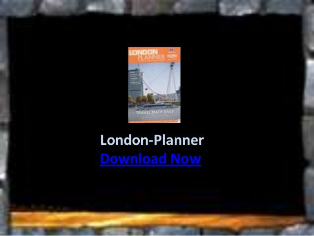 Web-AppLondon-PlannerDownload Now
