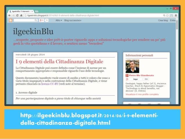 Web App E Social Network Informarsi E Condividere In