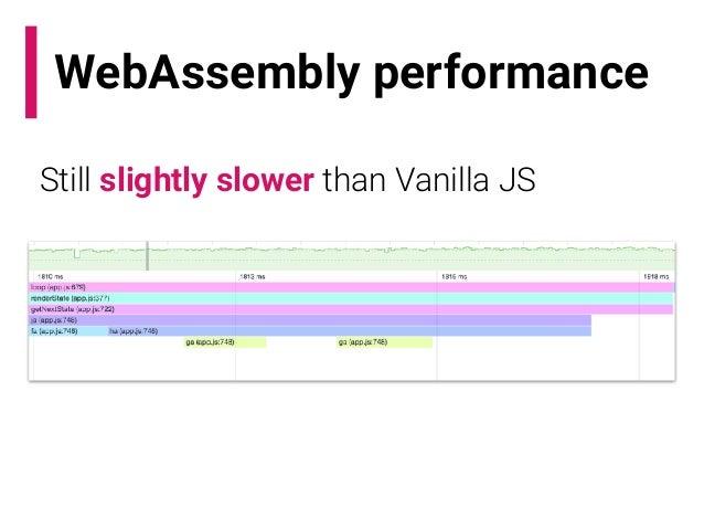 WebAssembly - The Journey (BrazilJS 2017 talk)