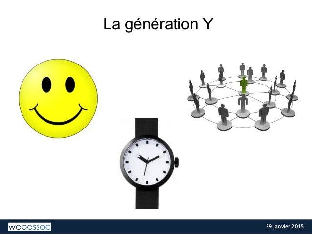 29  janvier  2015  29  janvier  2015   La génération Y