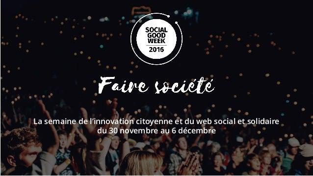 Formation au crowdfunding pour Webassoc - décembre 2016 Slide 2