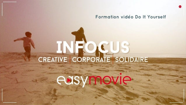 Formation vidéo Do It Yourself