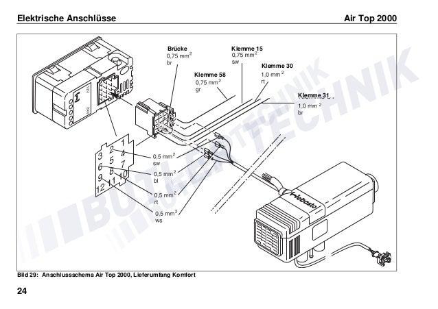 schema webasto air top wire center u2022 rh 207 246 123 107