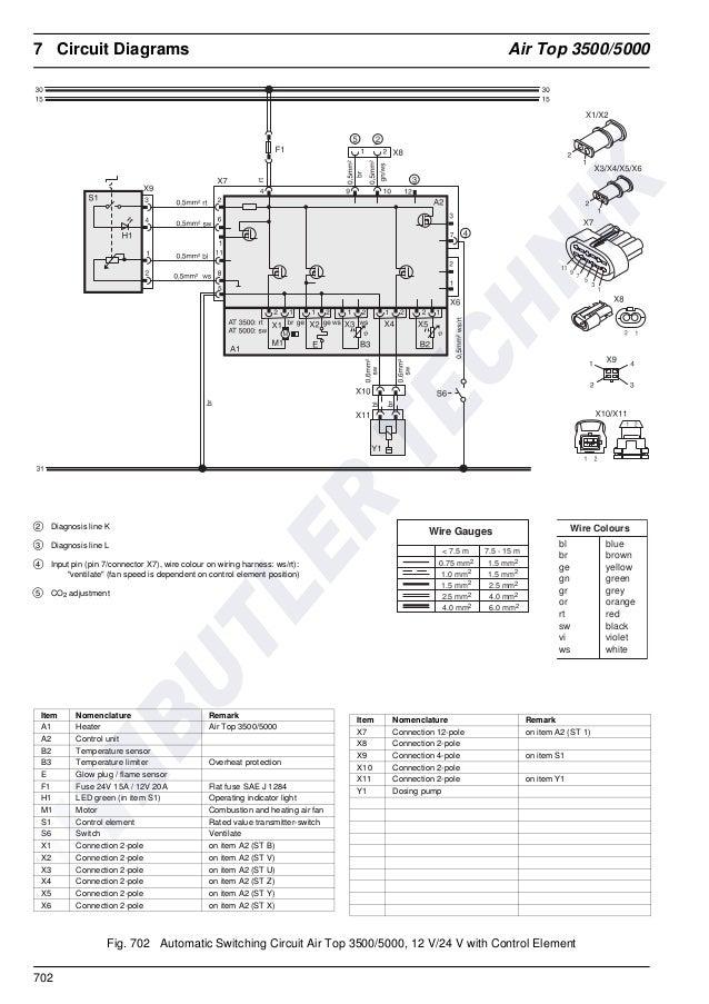 webasto thermo top z cd wiring diagram  vw bmw audi