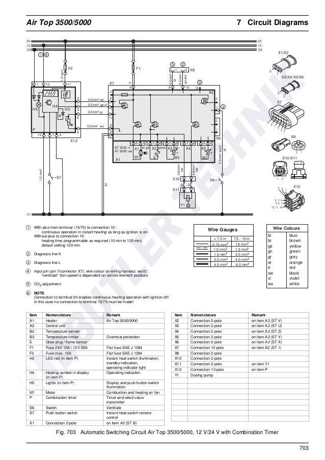 Webasto Air Top 18 Wiring Diagram - Somurich.com