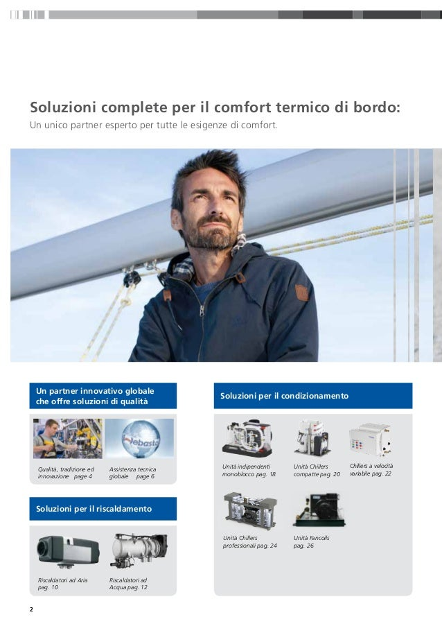 Webasto marine air conditioning, heaters & roofs