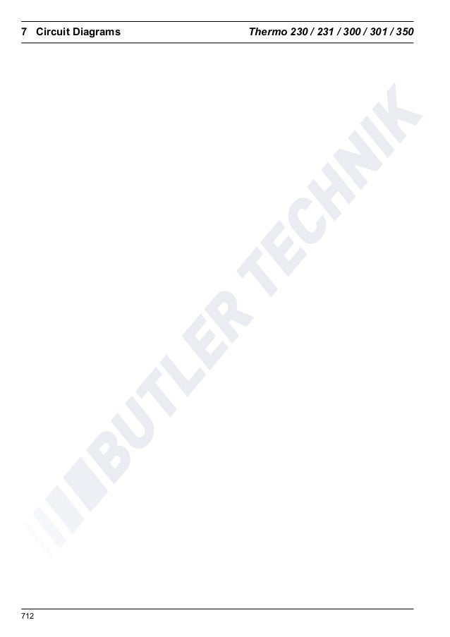Webasto Thermo 230/300/350 Workshop Manual