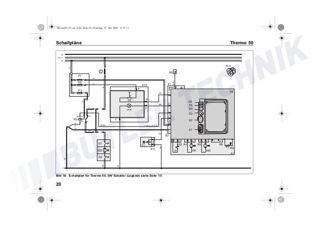 Webasto Thermo 50 Installation Instructions