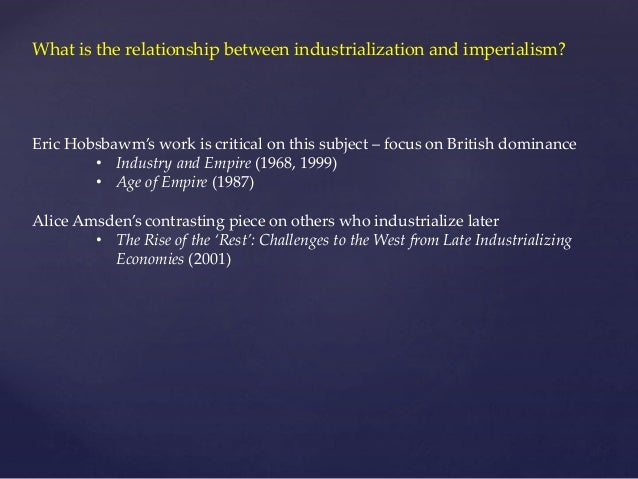 relationship between expansionism and imperialism quotes