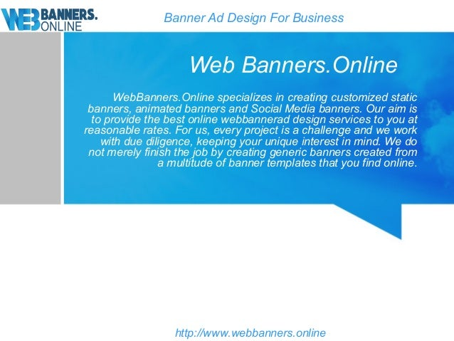 Web banner ad design web bannersine webbannersine specializes in creating customized static banners animated banners maxwellsz